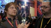 Rico - James Parker Interview