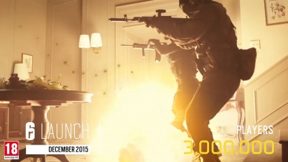 Rainbow Six: Siege –- Play For Free February 14th to 17th