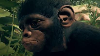 Ancestors: The Humankind Odyssey - Trailer de consolas