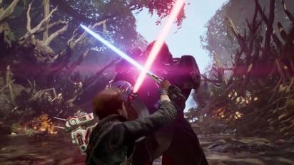 Star Wars Jedi: Fallen Order - Trailer de lançamento
