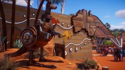 Planet Zoo - Australia Pack Announcement