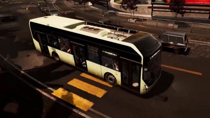 Bus Simulator 21 - Brands Showcase Trailer
