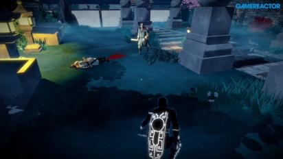 Aragami - Jogabilidade PS4