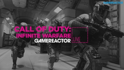Livestream Replay - Call of Duty: Infinite Warfare (Shooter Week)
