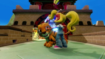 Crash Bandicoot: Nsane Trilogy - Nintendo Switch Direct Trailer