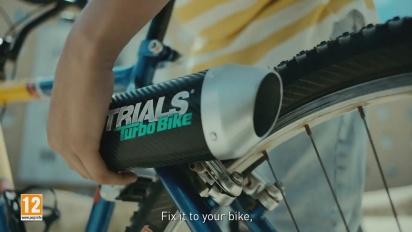 Trials Rising - Trials Turbo Bike