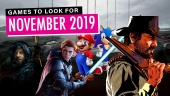 Games To Look For - November 2019