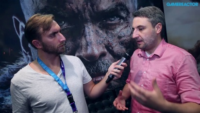 Lords of the Fallen - Tomasz Gop Interview