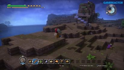 Dragon Quest Builders - Exploração