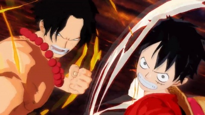 One Piece: Unlimited World Red - Deluxe Edition Trailer