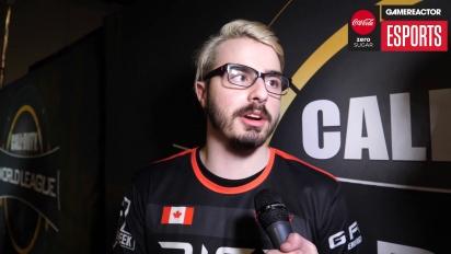 CWL Anaheim 2018 - Gunless Champions Interview