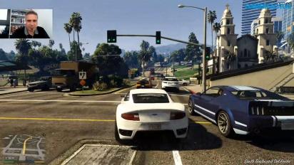Uma Hora Com Grand Theft Auto V
