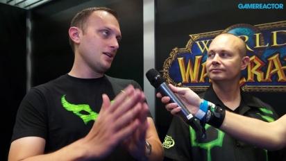 World of Warcraft: Legion - Entrevista Tom Chilton e Ion Hazzikostas