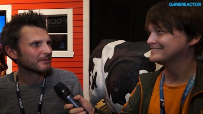 Farming Simulator 17 - Entrevista Martin Rabl