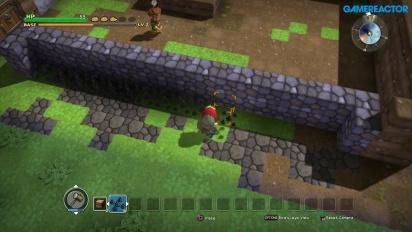 Dragon Quest Builders - Construção