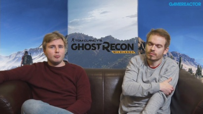Ghost Recon: Wildlands - Review Discussion