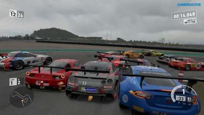 Forza Motorsport 7 - Corrida em Nürburgring