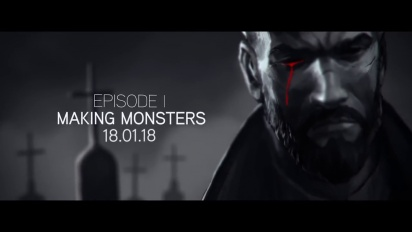 Vampyr - Webseries Teaser Trailer