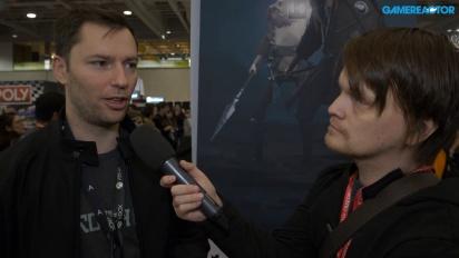 Ashen -Entrevista Derek Bradley