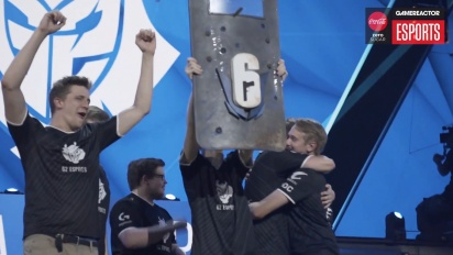 Six Major Paris - Fabian Winners Interview