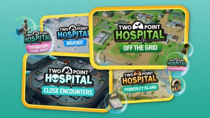 Two Point Hospital: Jumbo Edition - Console Launch Trailer