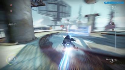 Destiny - Sparrow Racing on Haakon Precipice