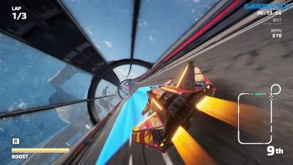 Fast RMX - Circuito Mueller Pacific