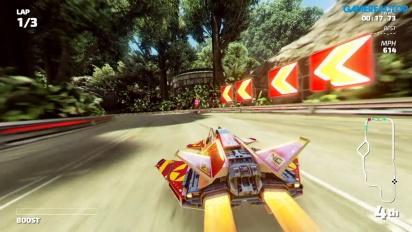 Fast RMX - Circuito Kenshu Jungles