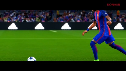 Pro Evolution Soccer 2018 - Teaser Trailer