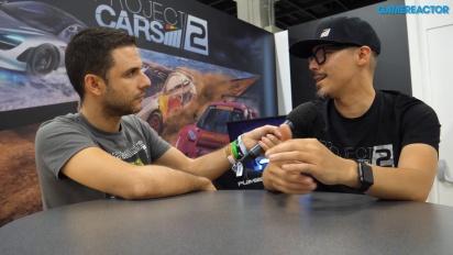 Project Cars 2 - Entrevista Rod Chong