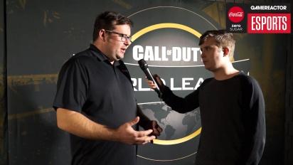 CWL Atlanta - Kevin Flynn Interview