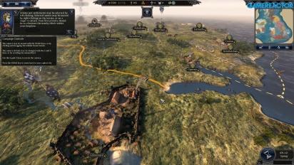 Total War Saga: Thrones of Britannia - Vídeo Análise