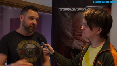 Tekken 7 - Andreas Juliusson Nordic Tour Interview