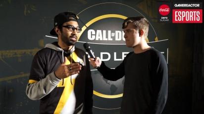 CWL Atlanta - Goonjar Interview