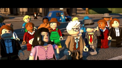 Lego DC Super-Villains - Launch Trailer