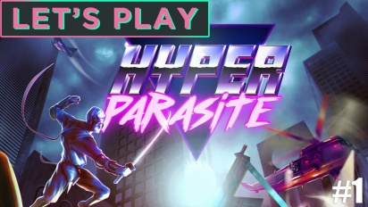 Let's Play Hyperparasite - Starting the First Run