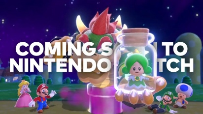 Super Mario 3D World + Bowser's Fury - The Game Awards 2020 Spot