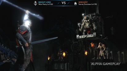 Middle-earth: Shadow of War - Kraken Gameplay Walkthrough