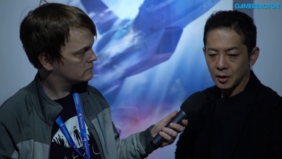 Ace Combat 7: Skies Unknown - Entrevista Kazutoki Kono