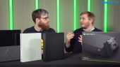 Unboxing da Xbox One X