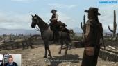 Uma Hora com Red Dead Redemption
