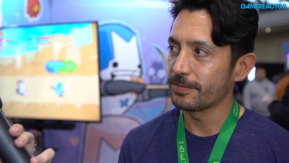 Castle Crashers Remastered - Ian Moreno Interview