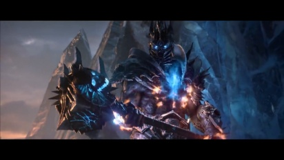 World of Warcraft: Shadowlands - Trailer cinemático