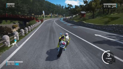 Ride 2 - Kanto Temples Circuit Gameplay
