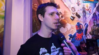 Lego Marvel Super Heroes 2 - Entrevista Matt Ellison