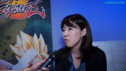 Dragon Ball FighterZ - Entrevista Tomoko Hiroki