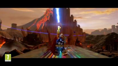 Lego Marvel Super Heroes 2 - Thor Vignette