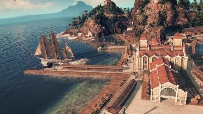 Anno 1800 - Gamescom Release Date Trailer