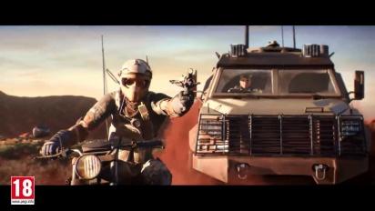 Rainbow Six Siege - Burnt Horizon: Gadgets Trailer