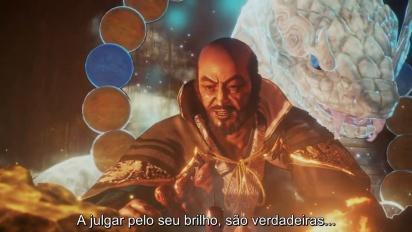 Nioh 2 - Trailer de história legendado